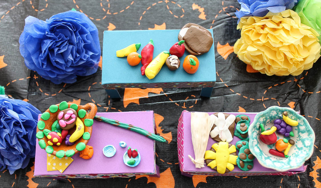 Easy & Budget Friendly Dia De Los Muertos Activity