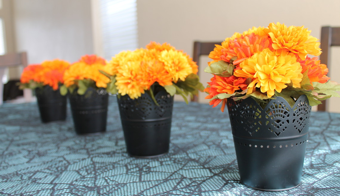 DIY Fall Table Decor