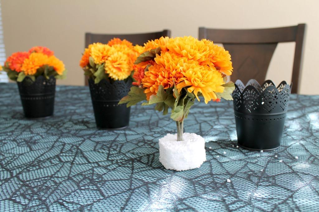 DIY Fall Table Decor