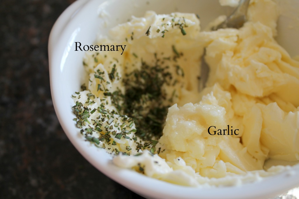 Rosemary & Garlic Compound Butter