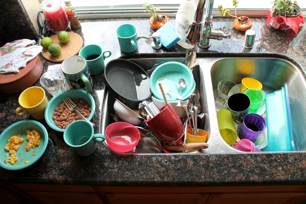 Dishwashing Myths 15
