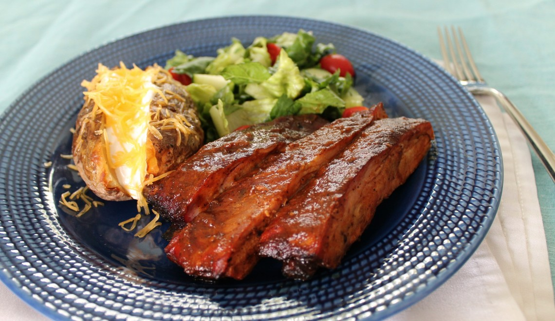 Smoked-Ribs-in-Homemade-Barbecue-Sauce-2