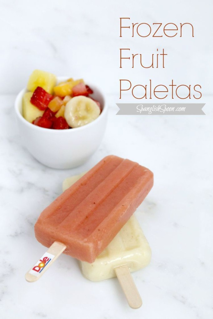 Frozen fruit paletas 2