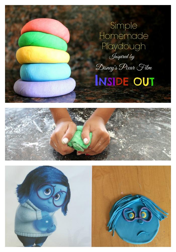 Simple Homemade Playdough Recipe 20