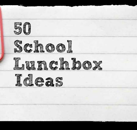 50 School Lunchbox Ideas 7