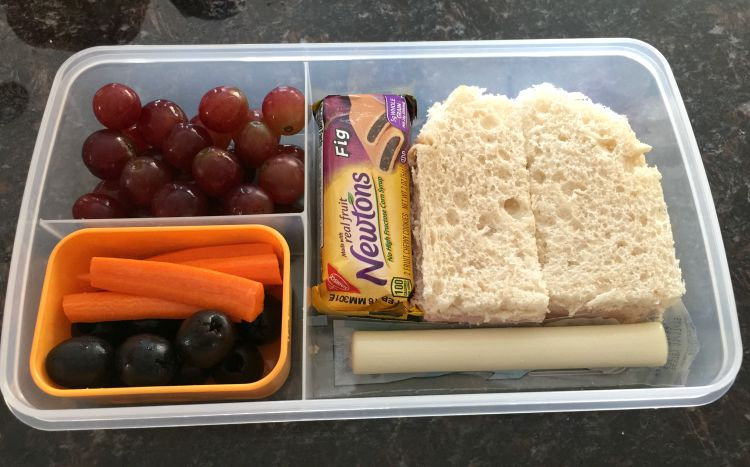 School lunches 7