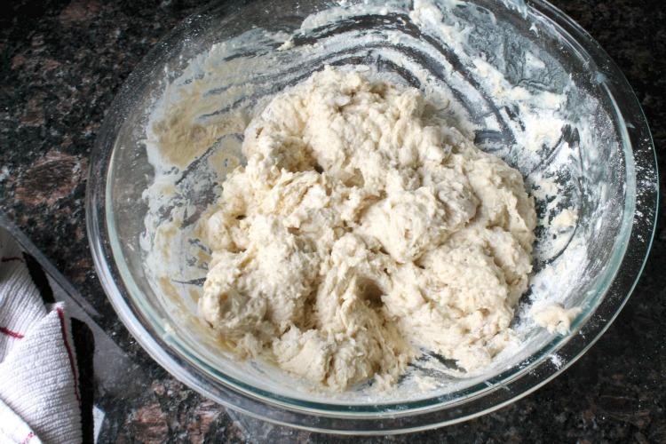Homemade Butter Rolls 6
