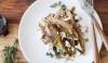 Sautéed Belgian endive salad