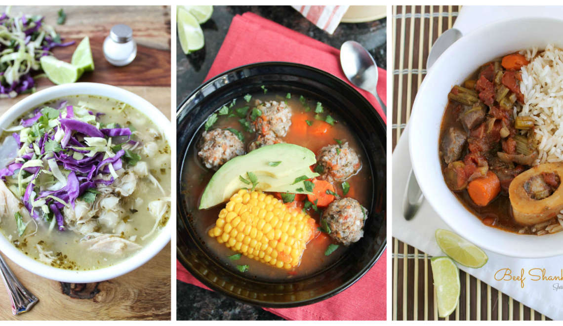 Top 5 Soups And Stews