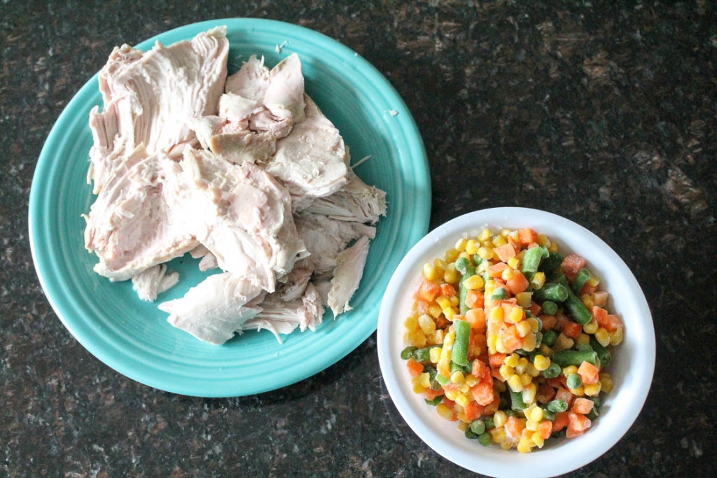 Turkey and Dumpling Soup