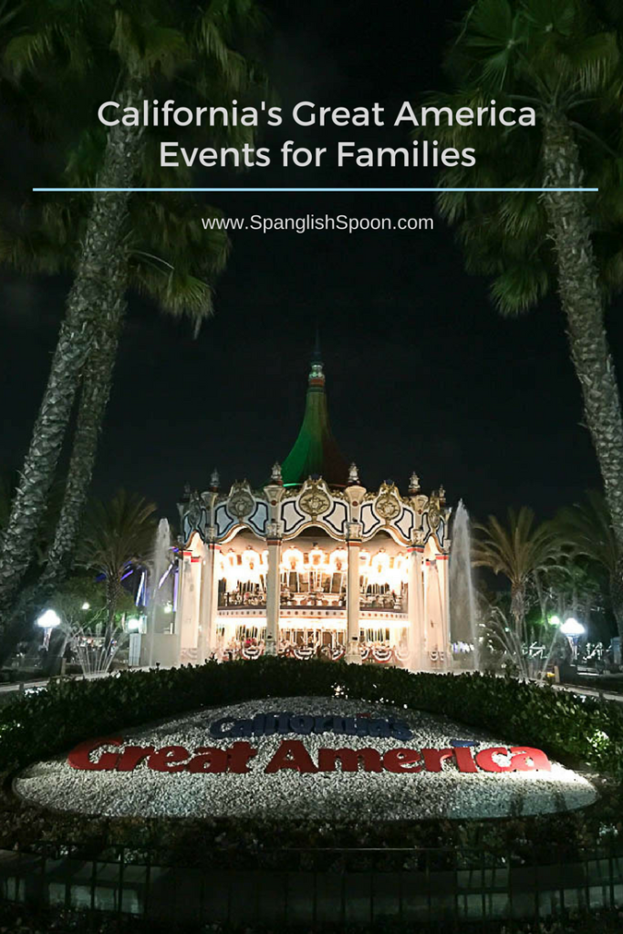 Great America Events for the Family